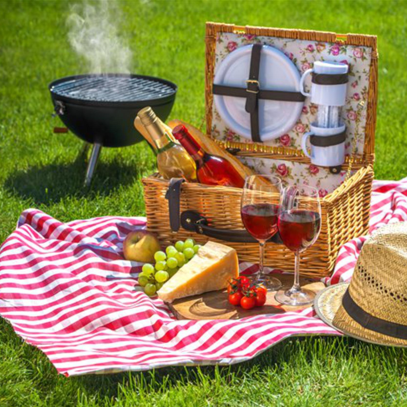 Наборы для пикника, термосумки