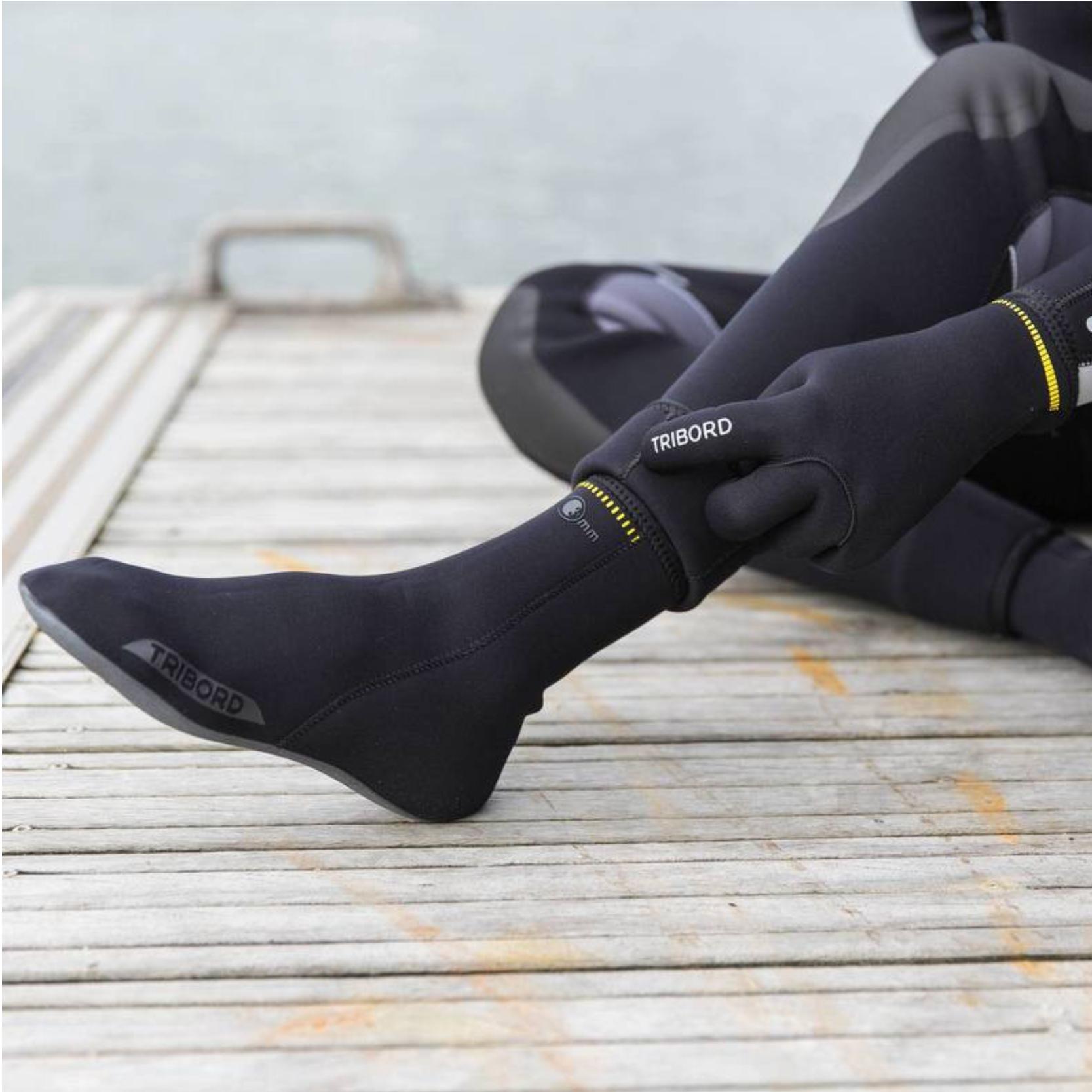 Носки для подводной охоты