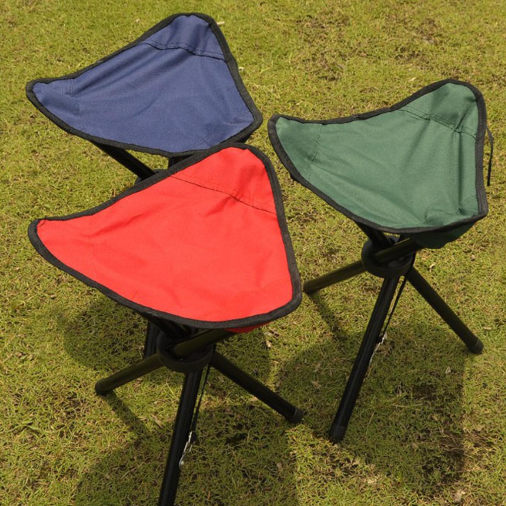 Табуретки и стулья складные