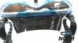 Маска Beuchat Oceo S-14 черно-синяя 5