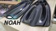Ласты BS-Diver Hydro-Channel для плавания, цвет черный 3