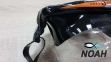 Маска AquaLung Ventura + для плавания, оранжевая 3