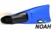 Ласты INTEX с закрытой пяткой для плавания, цвет синий 0