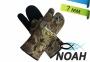 Перчатки Marlin трехпалые Nord Green 7 мм для подводной охоты 3