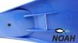 Ласты INTEX с закрытой пяткой для плавания, цвет синий 7