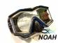 Маска Intex 55982 для плавания и дайвинга с панорамными стеклами (синяя) 0