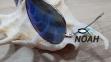 Очки CRESSI солнцезащитные NEVADA SILVER/BLUE LENS синие 4