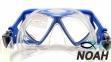Маска детская Intex 55980 для плавания, цвет синий 4