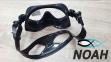 Маска Scubapro Steel Pro для плавания, черная 3