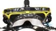 Набор Cressi ласты, маска, трубка, цвет желтый  4