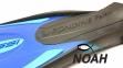 Ласты Cressi-Sub Palau с открытой пяткой, цвет синий 4