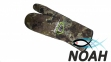Перчатки Marlin трехпалые Nord Green 7 мм для подводной охоты 6