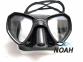 Маска Salvimar Morpheus Black для подводной охоты 3
