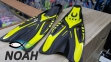 Ласты BS Diver GlideFin для плавания, цвет желтый 6