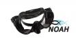 Маска Verus F1 Frameless Black для плавания 0