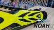 Ласты BS-Diver Hydro-Channel для плавания, цвет желтый 5