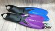 Ласты Beuchat JETTA для плавания, фиолетовый 6