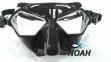 Фридайверская маска Salvimar Incredible, прозрачно-синяя 3