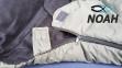 Зимний спальный мешок Verus Polar Nery Blue до - 20°C (утепленный) 1