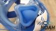 Маска на все лицо Bs Diver MONKEY для сноркелинга (с возможностью продувки) 3