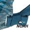 Маска полнолицевая SUBEA Easybreath 500 Oyster Blue для снорклинга, камуфляж 8
