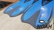 Ласты Seac Sub Speed для плавания, голубые 2