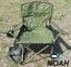 Кресло-зонт раскладное с подлокотниками Ranger FS 99806, зеленое 0