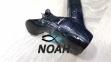 Трубка двухклапанная MARLIN Dry Max для подводного плавания (прямая гофра, цвет черный) 0