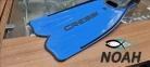 Ласты Cressi Rondinella Blue для плавания 2