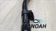 Трубка Cressi Dry Black для подводного плавания 5