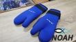 Перчатки ANT 7 мм трехпалая для подводной охоты (закрытая пора) 0