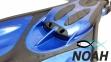Ласты Verus Dive Expert Blue с открытой пяткой для дайвинга 5