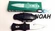 Нож подводный BS Diver Shark Dent (пластиковые ножны) 0