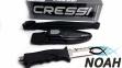 Нож Cressi Skorpion для подводной охоты 0