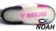 Тапочки для кораллов Brugi Pink неопреновые с силиконовой подошвой (Аквашузы) 6