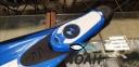 Ласты AquaLung Express с закрытой пяткой, синие 6