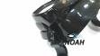 Маска Beuchat Mundial черная для подводной охоты 6
