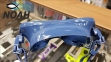 Маска Verus F1 Frameless Blue для плавания 3
