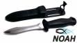 Нож Sargan Тургояк-Стропорез Зеркальный для подводной охоты 3