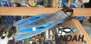 Ласты с открытой пяткой Zelart ZP-451 для плавания,  синий 1
