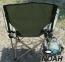 Кресло-зонт раскладное с подлокотниками Ranger FS 99806, зеленое 1
