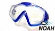 Маска для плавания и дайвинга Intex (55981), синяя 3