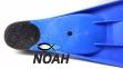Ласты INTEX с закрытой пяткой для плавания, цвет синий 6