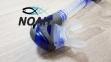 Трубка Verus Summer с клапанном и фритопом для снорклинга 5