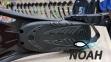 Ласты BS-Diver Hydro-Channel для снорклинга с открытой пяткой, черные 5