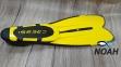 Ласты Cressi Agua Yellow для плавания 2