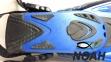 Ласты с открытой пяткой Zelart ZP-451 для плавания, цвет синий 4