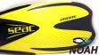 Ласты Seac Sub Speed для плавания, желтые 7