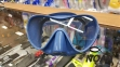 Маска Verus F1 Frameless Blue для плавания 0