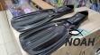 Ласты BS-Diver Hydro-Channel для плавания, цвет черный 0